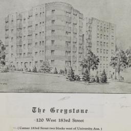 The     Greystone, 120 W. 1...