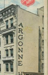 The     Argonne Hotel, West...