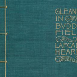 Gleanings in Buddha-Fields:...