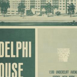 Adelphi House, 1590 Undercl...