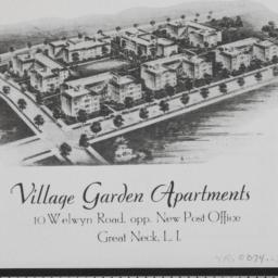 Village Garden Apartments, ...