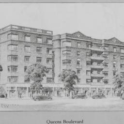 Queensbury Hall, Queens Bou...