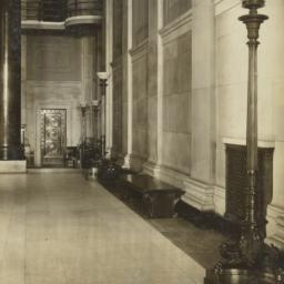 Bank of Montreal. [interior]