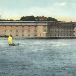 Fort Wadsworth, New York Bay.