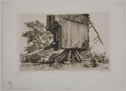 The     Mill in Lidor, Crèvecoeur