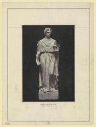 Greek architecture. Herbert Adams, sculptor
