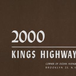 2000 Kings Highway