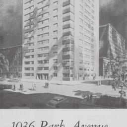 1036 Park Avenue, 1036 Park...