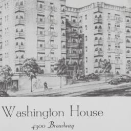 Washington House, 4300 Broa...