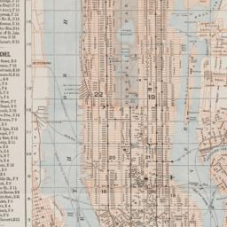 Map of New York City