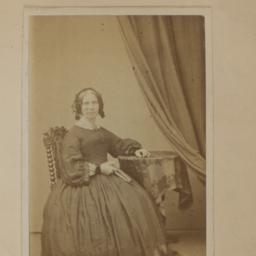Unidentified Woman, Seated