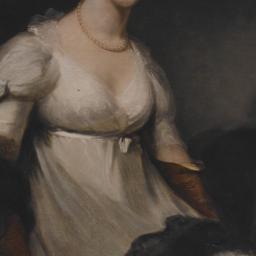 Portrait of Isabella Ricket...