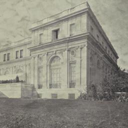 House at Newport, R. I. (Bu...
