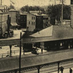 Stations at Elizabeth, N. J.