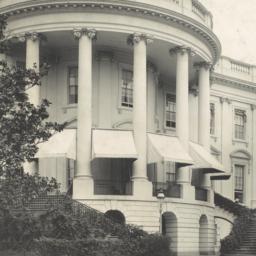 [White House, detail of Sou...