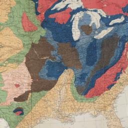 Geological map of the Unite...