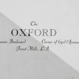 The     Oxford, 95-08 Queen...