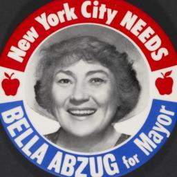 New York City NEEDS BELLA A...