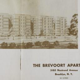 The     Brevoort Apartments...
