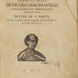 Tutte le opere di Nicolo Ma...