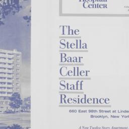 The     Stella Baar Celler ...