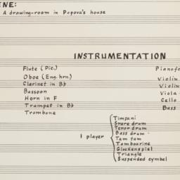 Boor: piano reduction