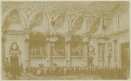 [New York State Bulding, interior. World's Columbian Exposition]