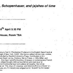 Announcements, 2002-04-08. ...