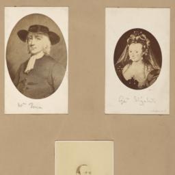 Three Images: William Penn,...