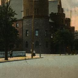 23rd Regiment Armory Brooklyn