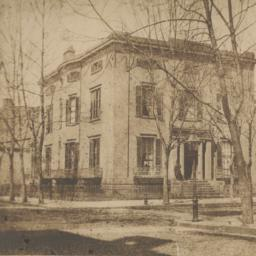 De Rham House at 5th Ave. a...