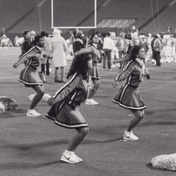 Cheerleaders 1983