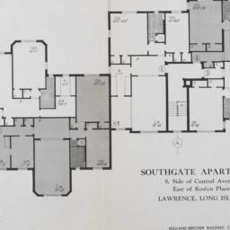 Southgate Apartments, Centr...