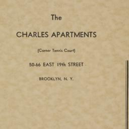 The     Charles Apartments,...