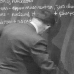 Kusch, Polykarp. Lecture No...