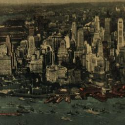 Aerial View - Lower New Yor...