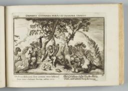 Illustration 92. Orpheus Cythara Feras et Inanima Trahit