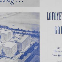 Lafayette Gardens, 330-340 ...