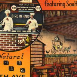 """Bird in Hand """"An Unusual Ea..."""