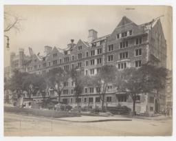 Union Theological Seminary C-7122. Dormitory