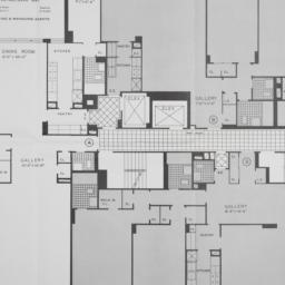 10 E. 70 Street, Plan Of 2n...