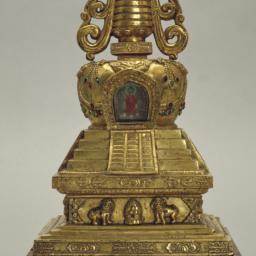 Stupa Reliquary
