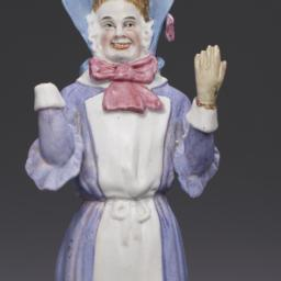 Fred French Ceramic Figurine