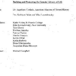 Minutes, 2005-10-10. Popula...
