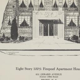 831 Gerard Avenue, Eight St...