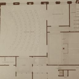 Second Story Plan. Proposed...