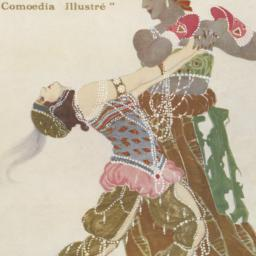 Ballets Russes Programme Of...