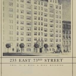 235 East 73rd Street