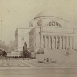 Columbia. [Low Library, per...
