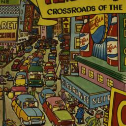 Times Square Crossroads of ...
